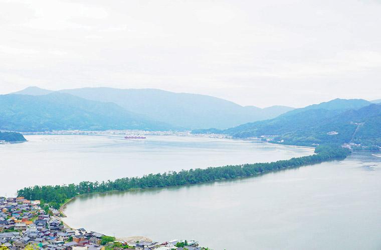 日本三景の1つ京都府の天橋立
