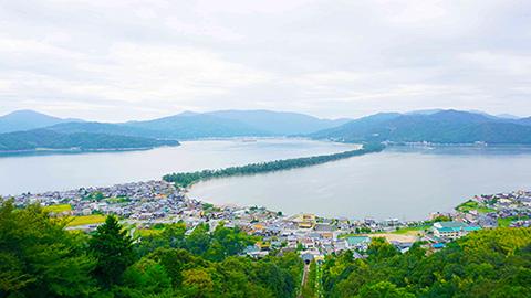 天橋立と伊根の舟屋でフォトジェニックな風景に出会う
