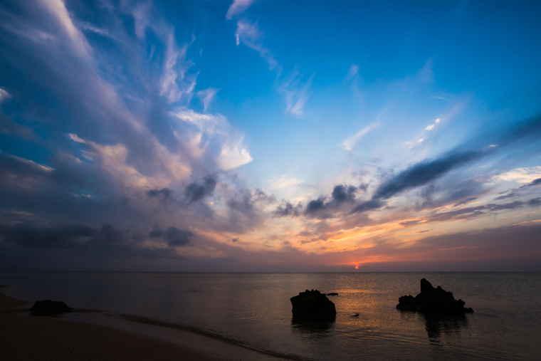 石垣サンセットビーチ