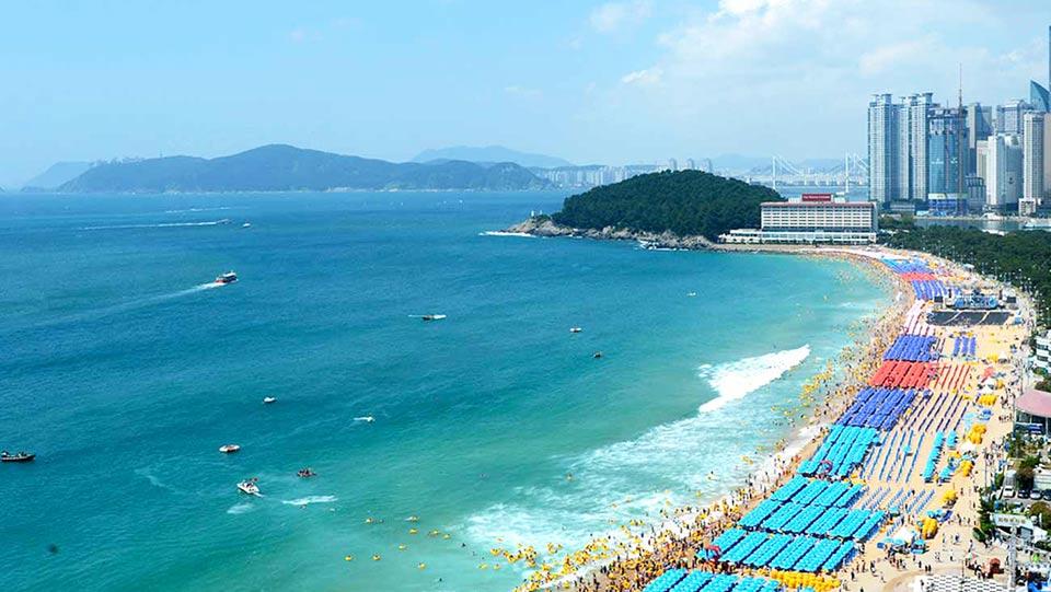 気軽に行ける海外リゾート!韓国【釜山】一人旅のすすめ