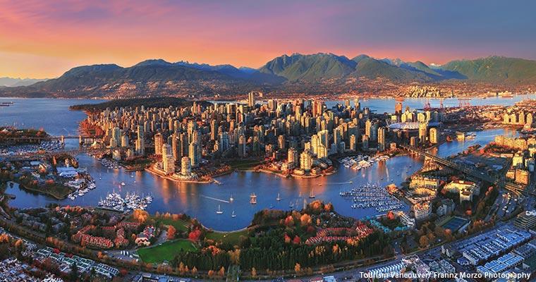 カナダ】都市部と大自然~魅力あふれるカナダおすすめスポット | 楽天 ...