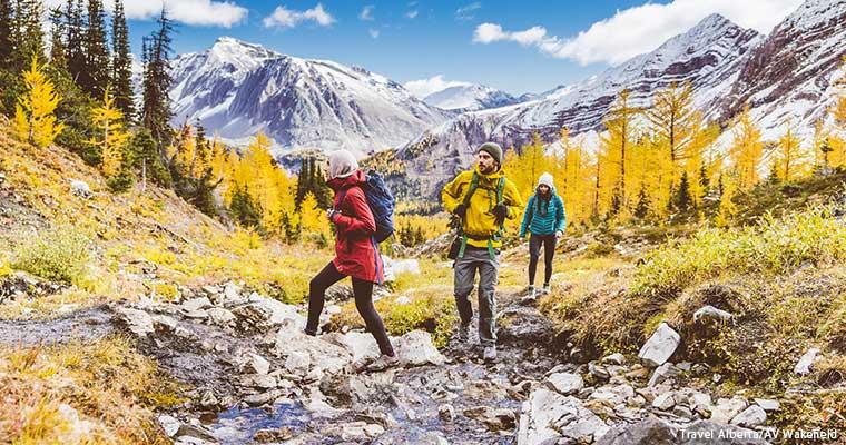 Travel Alberta/AV Wakefield