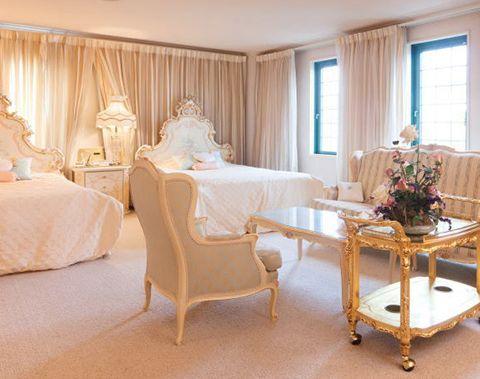 309号室Venezia 67平方メートル ツインスイート アメニティ ロクシタン