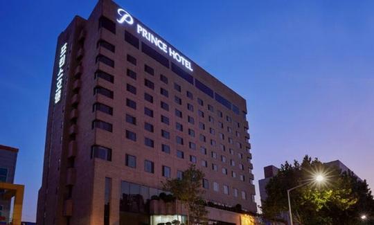 大邱プリンスホテル