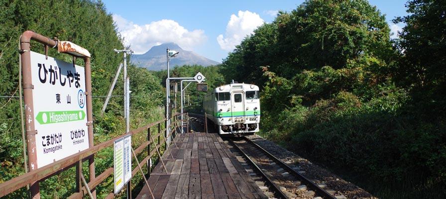 Stasiun Higashiyama