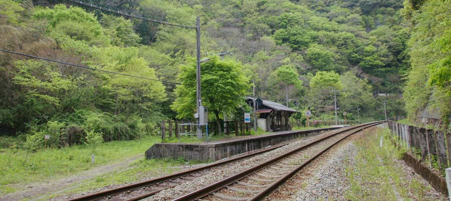 Stasiun Tsubojiri