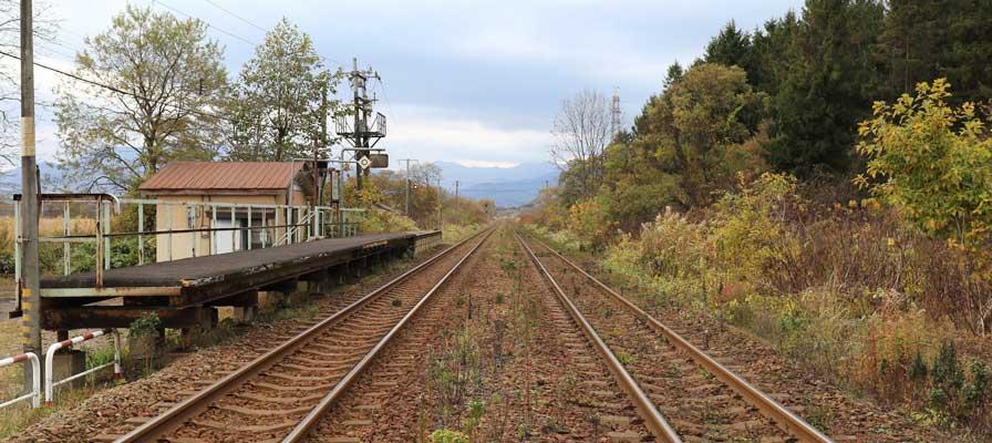 鷲ノ巣駅(わしのすえき)