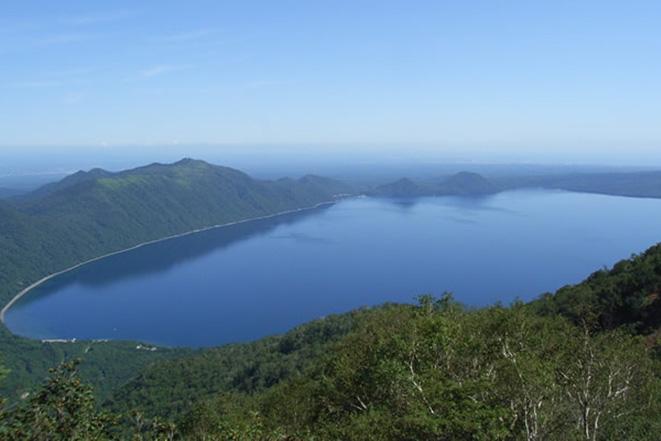 北海道 千歳市 支笏湖(しこつこ)