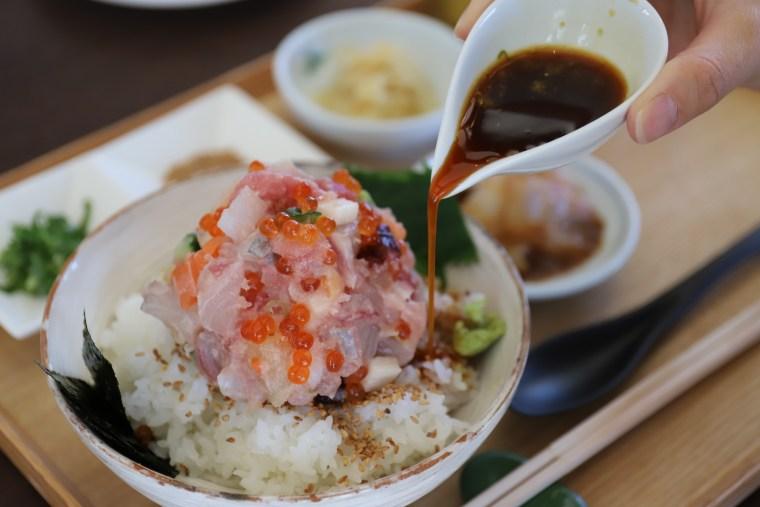 長崎の幸 ぜいたく海宝丼