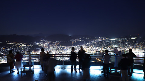 世界新三大夜景!稲佐山から長崎の夜景をたっぷり満喫しよう