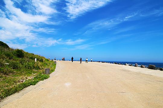 加波島を自転車でめぐる
