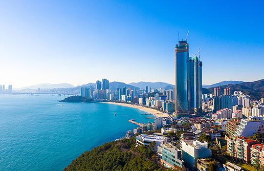 釜山海雲台