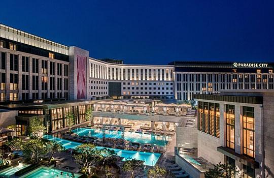パラダイスホテル&リゾート、パラダイスシティ