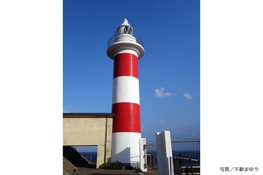 白神岬灯台(北海道)