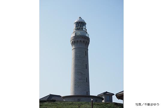 角島灯台(山口県)