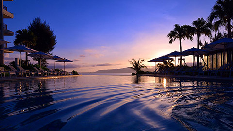 日本国内にある、極上の高級リゾートホテル15選