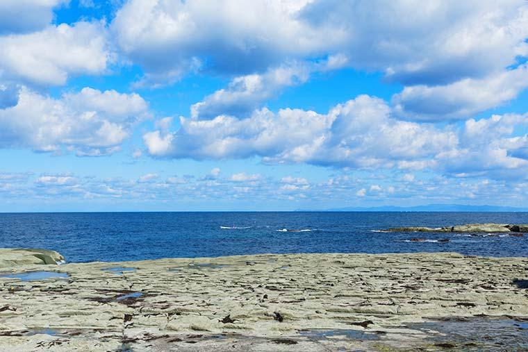 リゾートしらかみ 千畳敷海岸