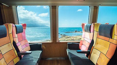 五能線 リゾートしらかみの鉄道旅へ!日本海の絶景を堪能しよう