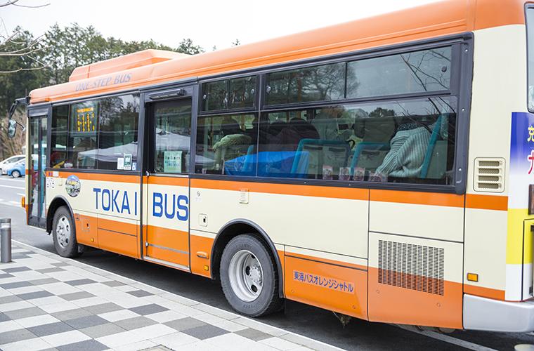 元箱根港から三島スカイウォーク行きのバス