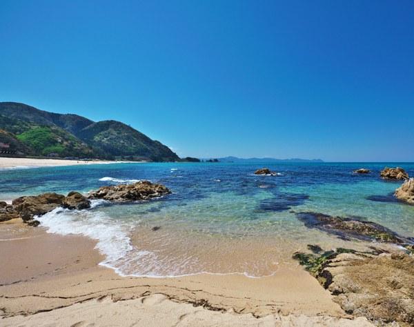 水晶浜海水浴場