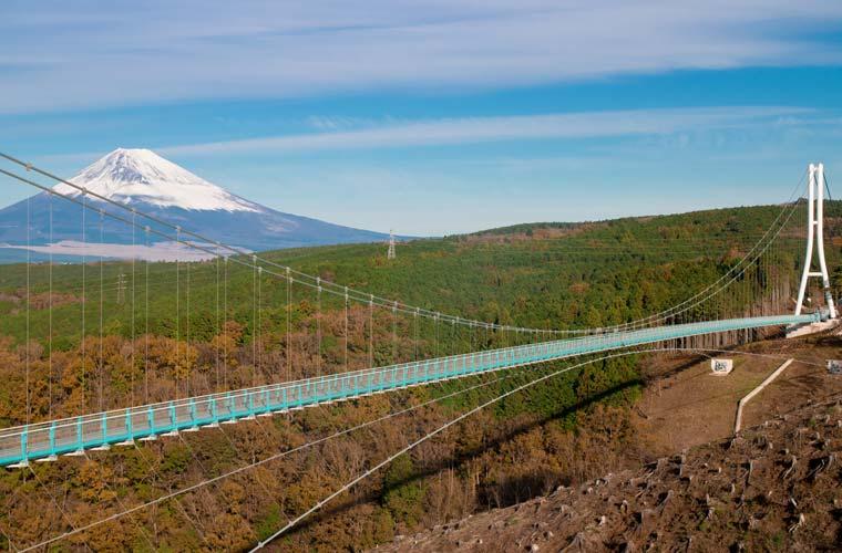 箱根西麓・三島大吊橋(三島スカイウォーク)