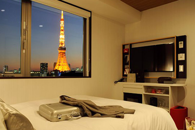 NEXUS DOOR TOKYO 東京タワービュー・デラックスダブル