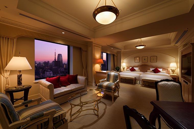 第一ホテル東京 ジュニアスイート