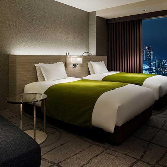 三井ガーデンホテル銀座プレミア ビューバスツインルーム