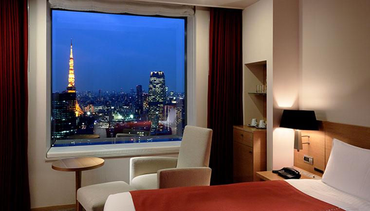 パークホテル東京 シティダブルルーム