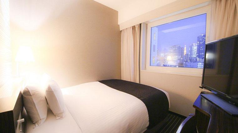 アパヴィラホテル赤坂見附 客室例