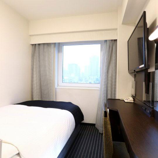 アパヴィラホテル赤坂見附 セミダブルルーム