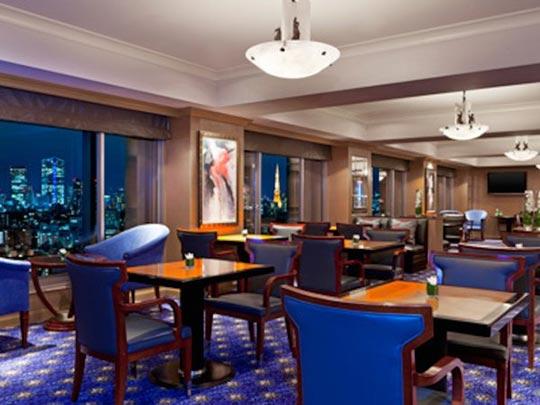 ウェスティンホテル東京 ウェスティンクラブラウンジ