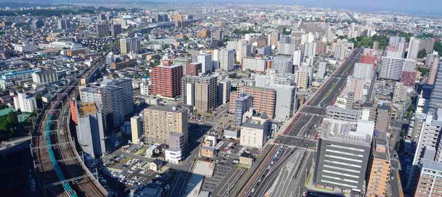 Pola heksagram mencuat! Sebuah portal menuju dunia lain di Sendai
