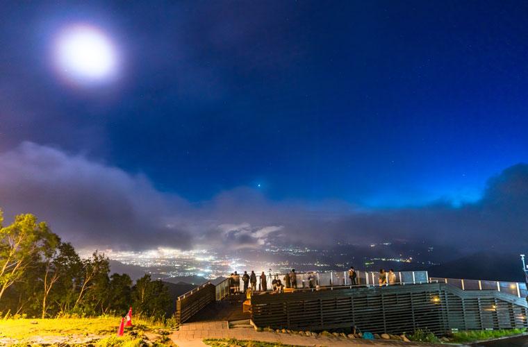 竜王マウンテンパーク・SORA terrace