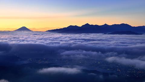 一度は見てみたい、日本国内の「雲海」スポット12選!