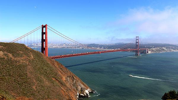 サンフランシスコ湾