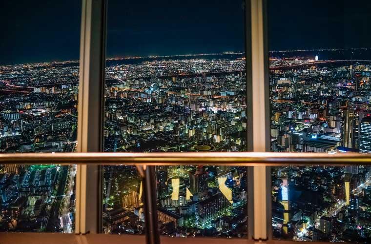 東京スカイツリー®の夜景