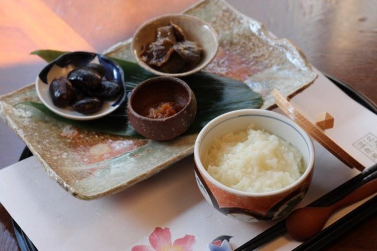 朝ごはんフェスティバル2018 白骨の名湯 泡の湯