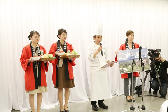 朝ごはんフェスティバル2018 那須温泉 ホテルエピナール那須