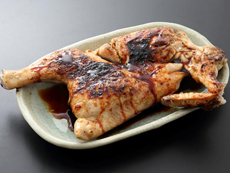 新子焼きを食べるならココ!「焼鳥専門ぎんねこ」