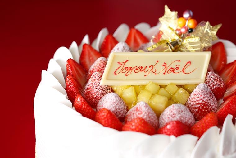ホテルニューオータニ大阪 クリスマスケーキ