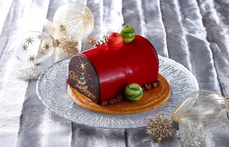 ホテル日航大阪 クリスマスケーキ