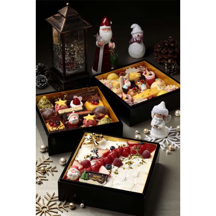 リーガロイヤルホテル京都 クリスマスケーキ