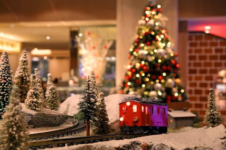 ヒルトン大阪 ヒルトン・クリスマス・トレイン