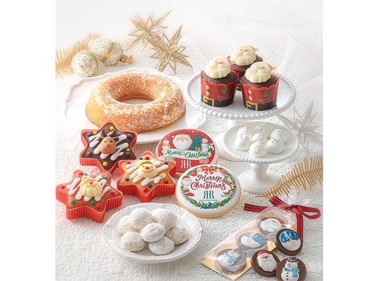 リーガロイヤルホテル クリスマスケーキ