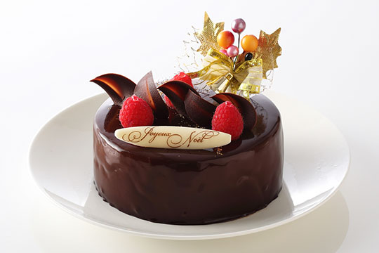 ウェスティン都ホテル京都 クリスマスケーキ