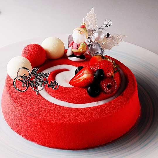 京都ホテルオークラ クリスマスケーキ
