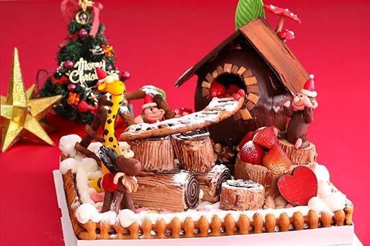 ザ・プリンス 京都宝ヶ池 クリスマスケーキ