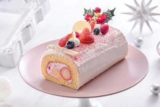 神戸ポートピアホテル クリスマスケーキ