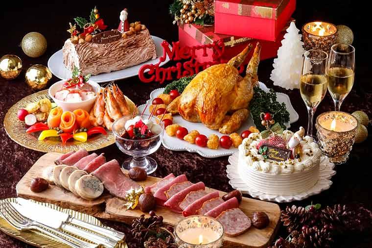 ホテルオークラ神戸 クリスマスケーキ